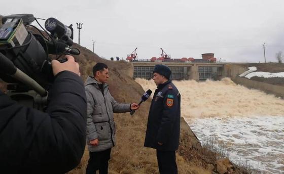 Пострадавшим от подтопления в Кокшетау компенсируют ущерб