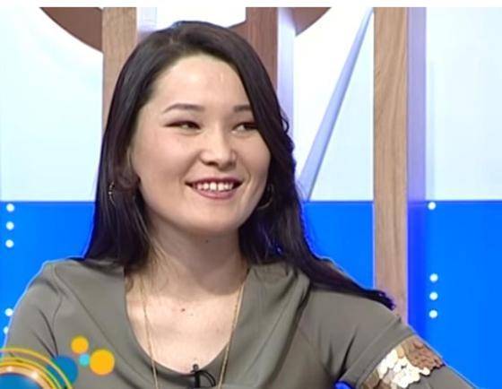 Мөлдір Түймебаева. Фото: Видеодан кадр
