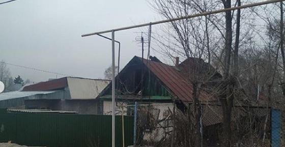 Трое детей погибли в пожаре в Алматинской области