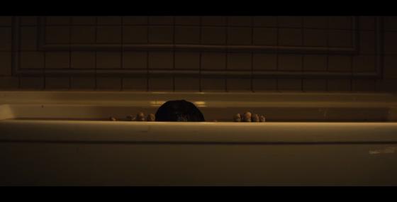 Кадр из хоррора «Проклятие» (2020)