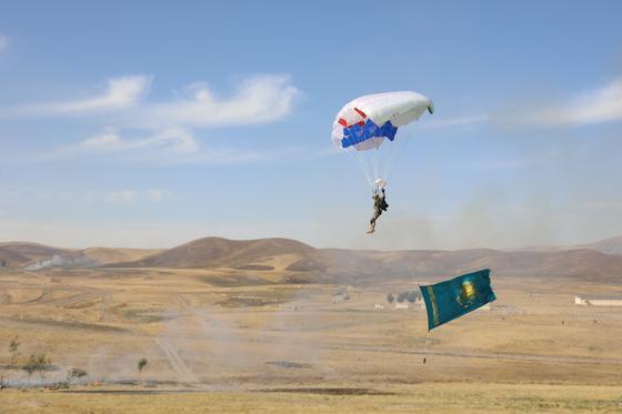 Фото: Қазақстанның қорғаныс министрлігі
