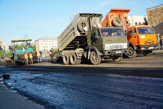 До 12 августа будут перекрыты некоторые улицы в Нур-Султане