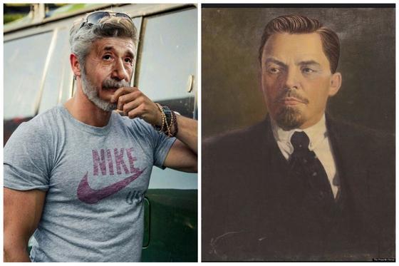ФОТОРЕП Бритые виски и укладка: как бы выглядели исторические личности сегодня