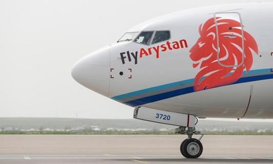 Куда будут летать самолеты новой бюджетной авиакомпании FlyArystan