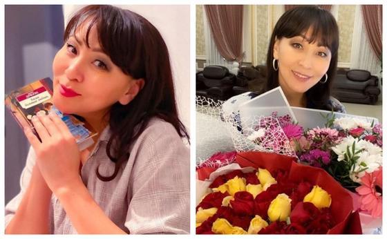 Айгуль Иманбаева. Фото: instagram.com/aigul_imanbayeva