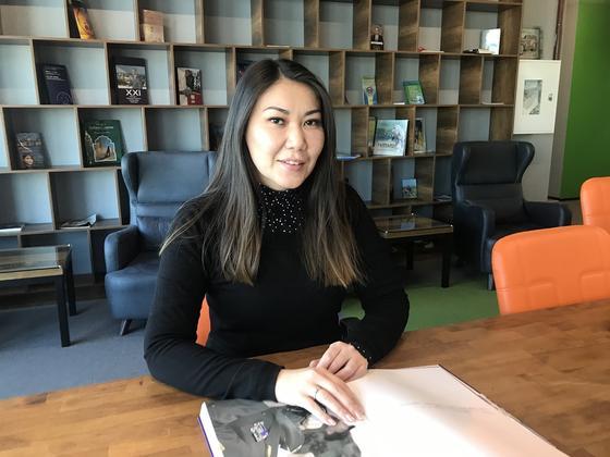 Казахстанка отучилась за рубежом и развивает IT-сферу в стране