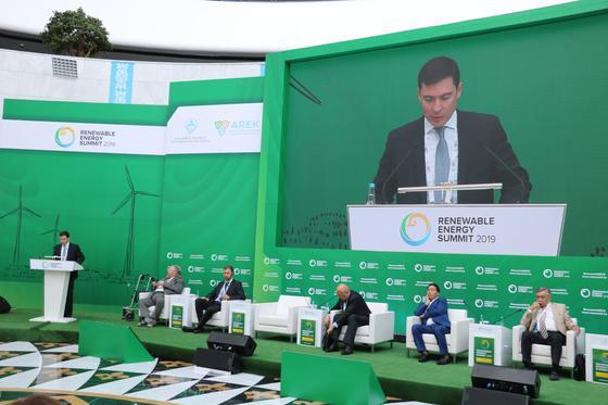 Жампиисов: Казахстанские энергопредприятия обладают достаточным потенциалом для перехода на принцип НДТ