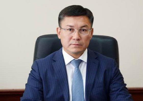 Аким Сатпаева подал в отставку