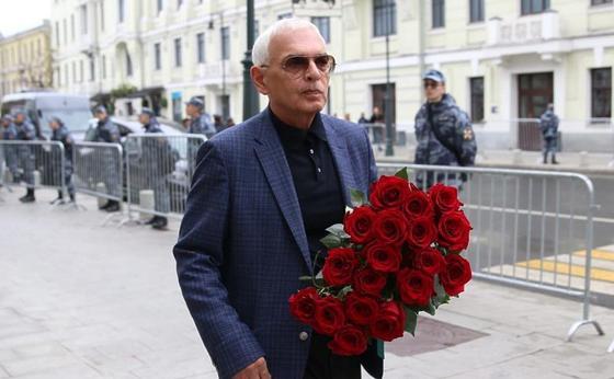 С Марком Захаровым простились в Москве (фото)