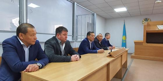 Серик Ахметов подал апелляцию об отмене решения суда по УДО в Караганде