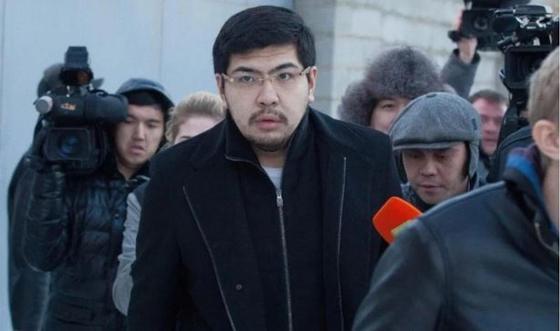 У Максата Усенова истек срок лишения водительских прав
