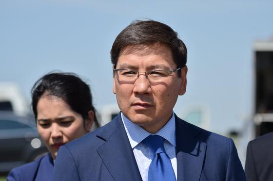Аскар Жумагалиев стал заместителем премьер-министра Казахстана