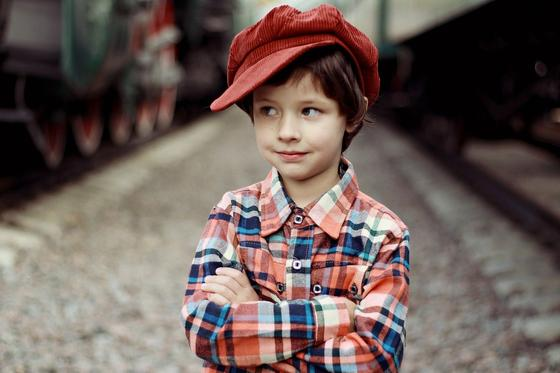 Мальчик в кепке