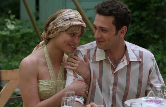 Кадр из сериала «И все-таки я люблю...»