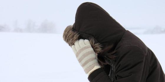 Морозы и сильный ветер прогнозируют в Казахстане