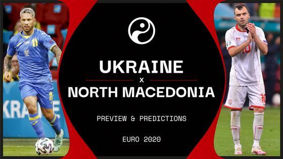 Украина - Македония