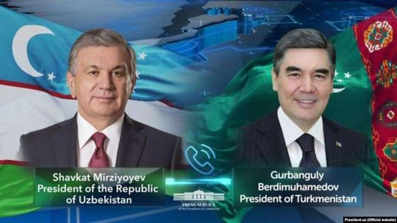 Алапат дауылдан зардап шеккен Түркіменстан басшысы Өзбекстанға көмек бермек