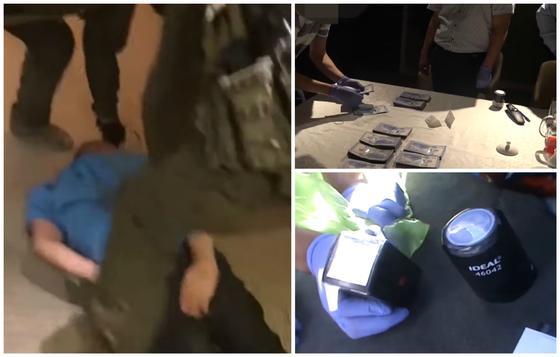Членов ОПГ задержали на севере Казахстана (видео)
