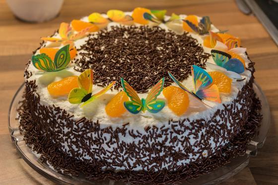 Торт Панчо
