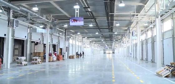 В Караганде открылся первый в Казахстане оптово-распределительный логистический центр