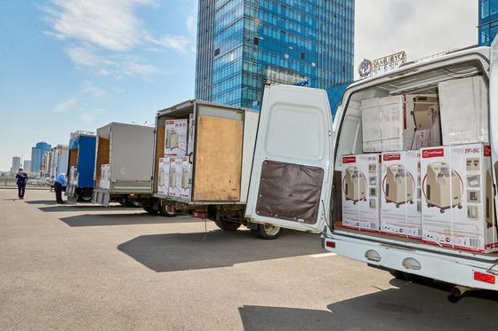 Медоборудование и препараты закупил «Самрук-Казына» для Минздрава