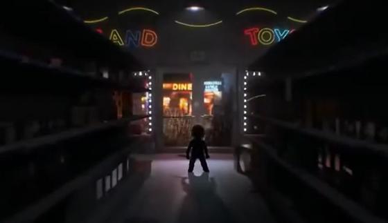 Кадр из сериала «Чаки»