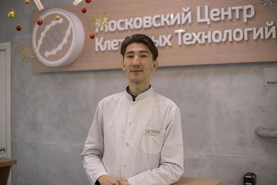 Казахстанцы рассказали о лечении стволовыми клетками