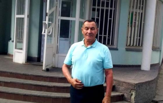 Ерсайын Шапин. Фото: pavlodarnews.kz