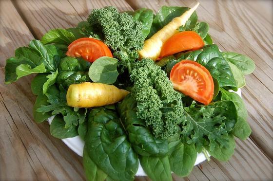 Полезные рецепты со шпинатом