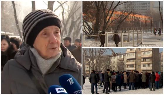 Общежитие вместо стадиона: жители Тастака в Алматы хотят отстоять спортплощадку