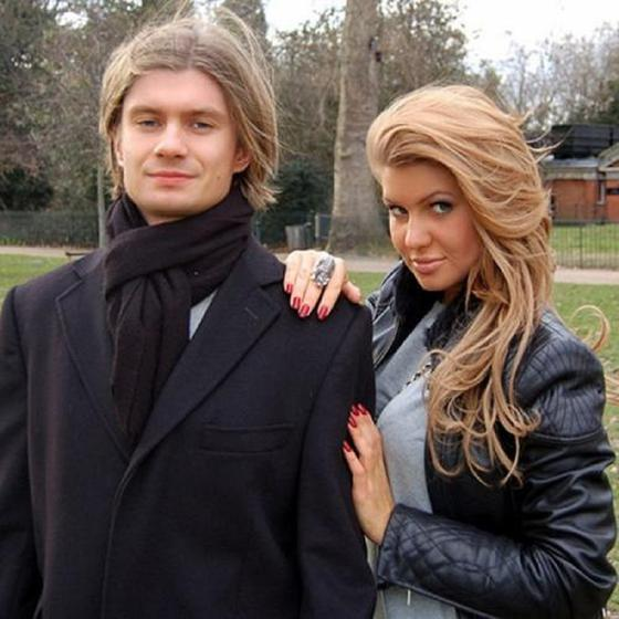 Антон и Екатерина Федун