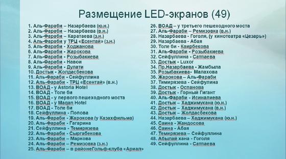 Проект экологического информирования горожан запущен в Алматы