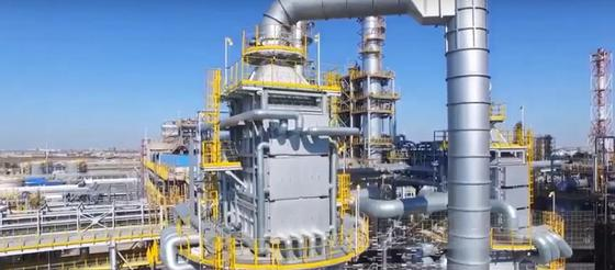 «КазМунайГаз»: нефтегазовая компания Казахстана