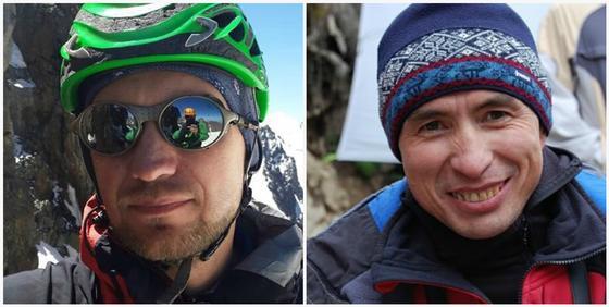 Родные просят помощи: алматинские альпинисты оказались в снежной ловушке в горах Тянь-Шаня