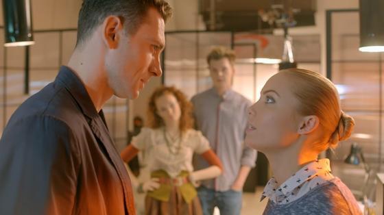 Кадр из сериала «25-й час»