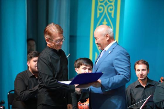 Фото: Түркістан облысы әкімдігі