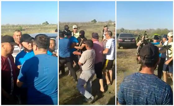 Павлодар облысында полицейлердің қатысуымен жаппай төбелес болды