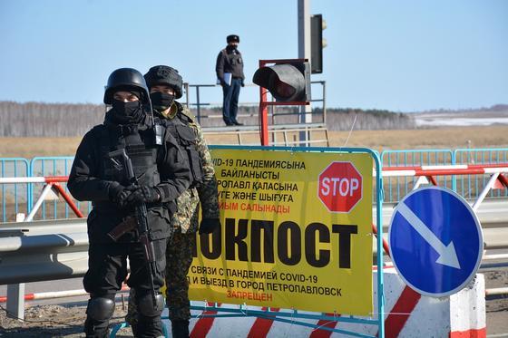 Костанайскую область закрывают на карантин