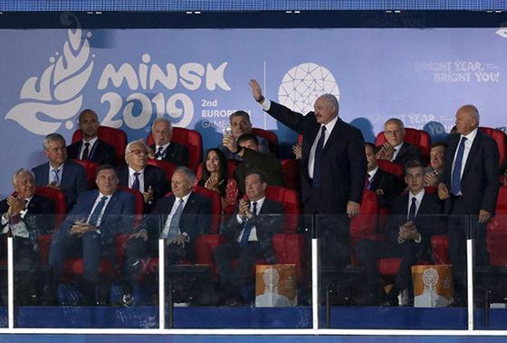 Скандал на Европейских играх: почему Лукашенко не хотел идти на стадион