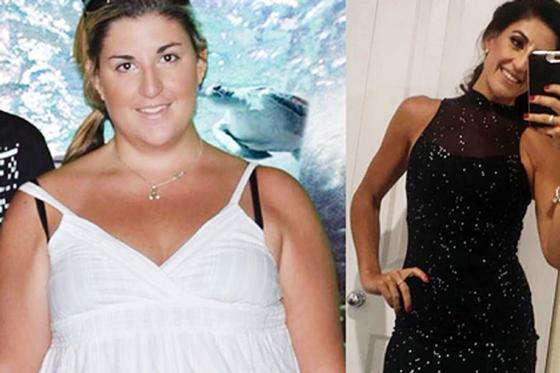 Невеста похудела на 55 кг и перестала бояться свадебных платьев
