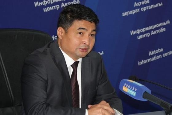 Главный врач Актюбинской области покинул пост