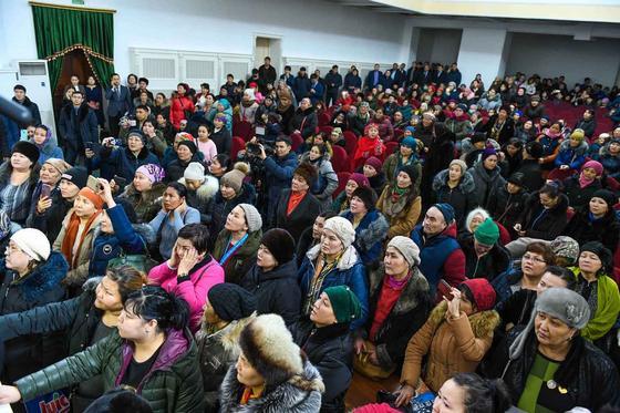 Власти Кызылординской области приняли многодетных матерей