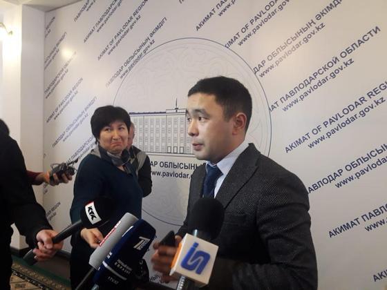 Где сейчас находится Булат Бакауов, рассказал его пресс-секретарь