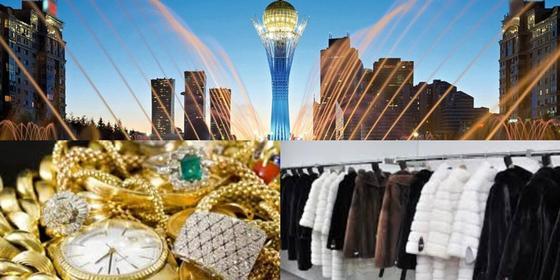 Миллиондар, ішіктер, гауһартастар: Астанада СҚО экс-әкімі ұлының үйін тонап кетті