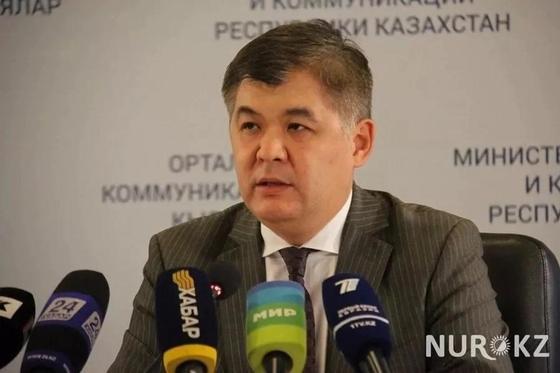 Елжан Биртанов обратился в Генпрокуратуру из-за рекламы в Сети