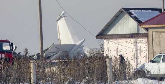 Телеграммы соболезнования в связи с авиакатастрофой близ Алматы