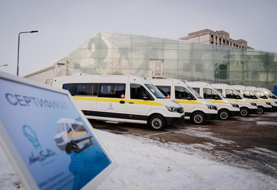 Количество машин инватакси увеличили в Нур-Султане