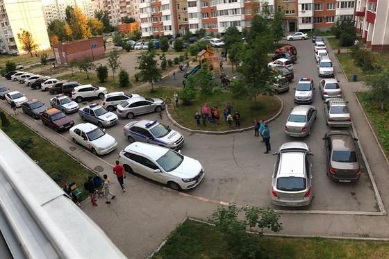 Директора бойцовского клуба имени Ахмата Кадырова расстреляли прямо на улице