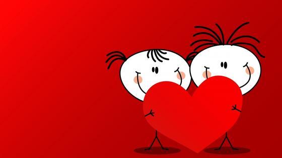 День влюбленных в Казахстане: поздравления