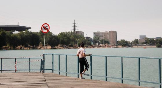 Алматинцев вновь предупредили об опасности Сайрана